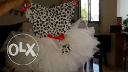 Tutu dress gymboree dalmatian babies baby girl