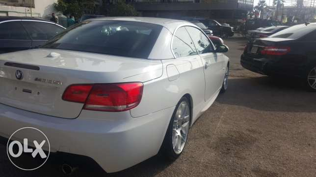 Bmw 335 cabriolet 2009 M package ajnabieh super clean تقسيط بنك