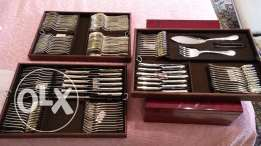 Christofle Silver cutlery set