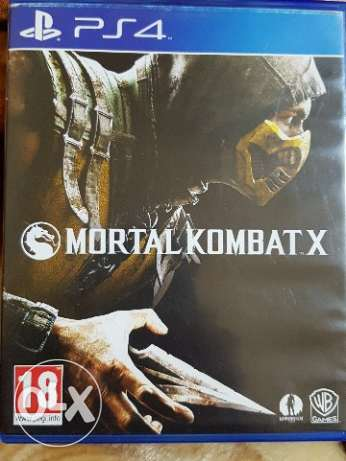 PS4 - Mkx