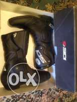 SIDI boot for motorcycle waterproof and safety ride