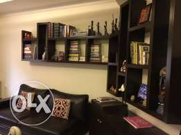 350 m2 furnished or unfurnished apartment in mansourieh with 1 parking
