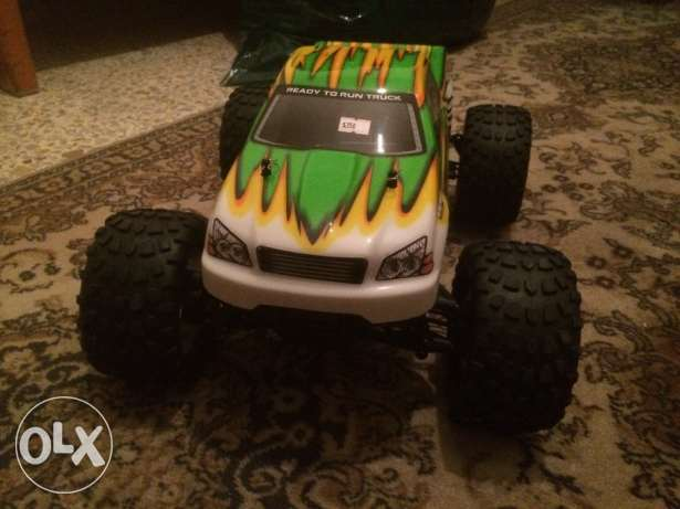 Nitros and electrical RC cars