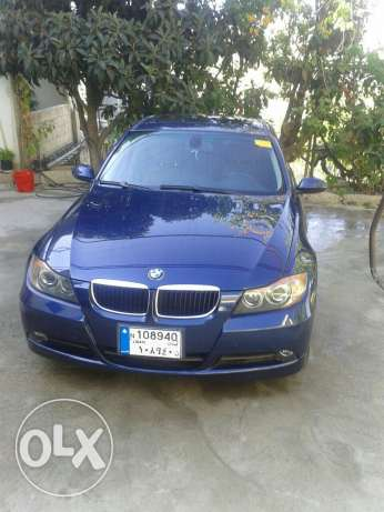 BMW 325 sport package ker2a عاليه -  3