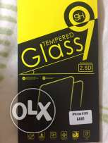 tampered glass