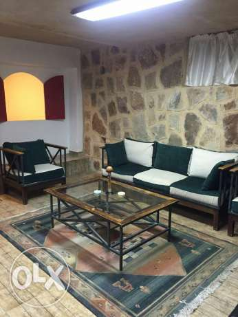Chalet for rent Faraya 2600$ per Season / 430$ per Month فيترون -  3