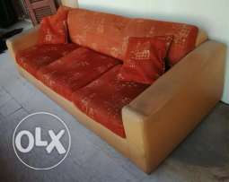 1 couch - 2 sofas