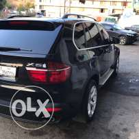 BMW x5 model 2008 4:8 jedid mesakar zaweyed