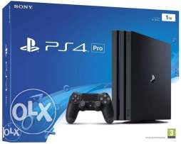 Ps4 in very good condition 500gb with 2 controllers & 2 games for sale