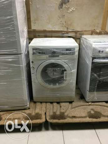 Refrigerator Washer AC Oven