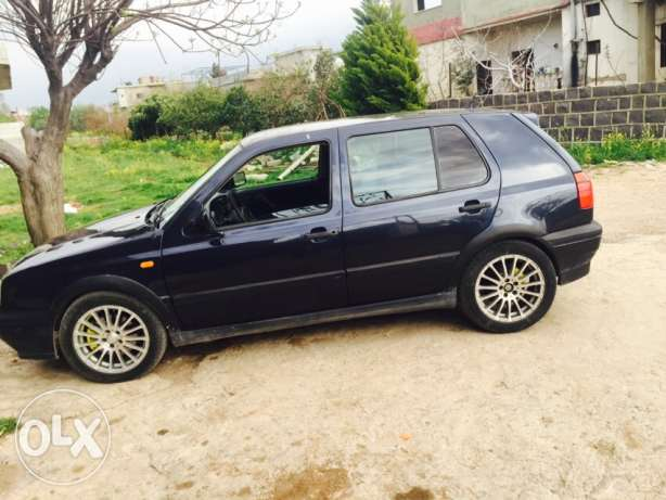 Golf 3,VR6,full condition,abs,jant 16,ac..