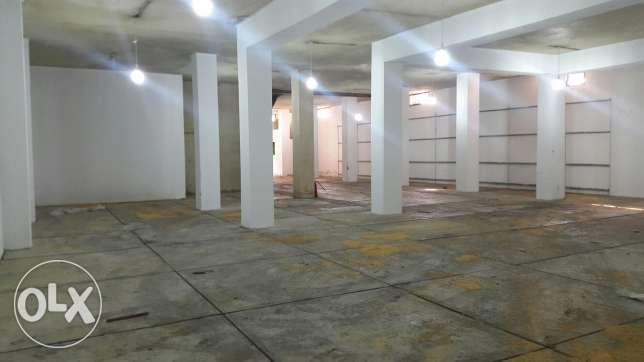 Hazmieh depot for rent