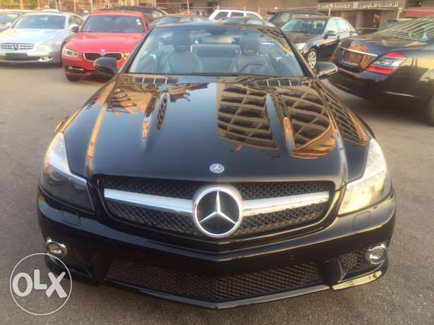 MERCEDES SL 500 look 63
