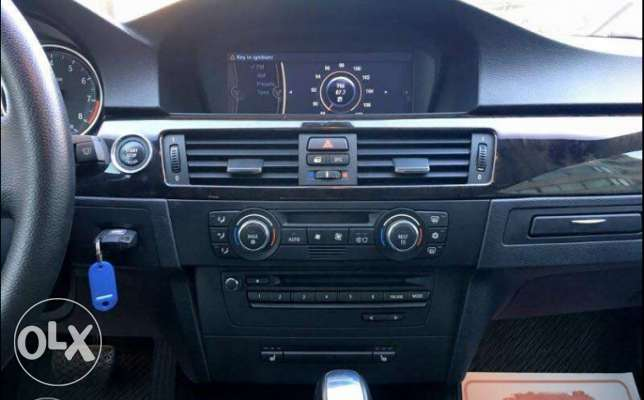needed bmw 328 with navigation model 2007 or 2008