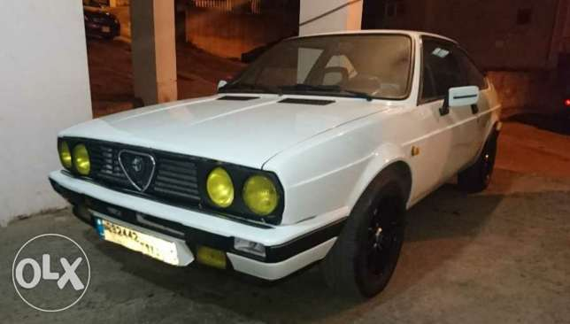 Alfa romeo sprint sale or trade 3a jeep