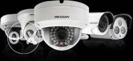 class A security systems and surveillance cameras كاميرات مراقبة