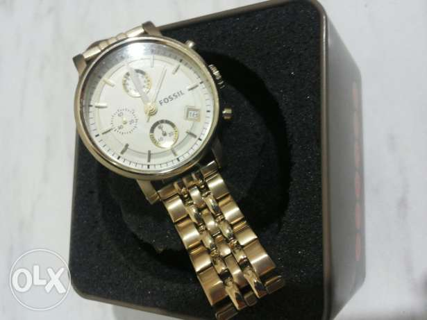 Watch Fossil for sale