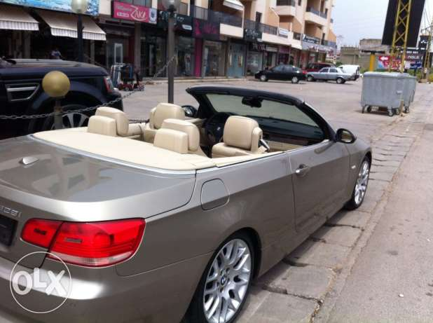 328 I 2007 Convertable like new