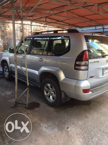 prado 2006 full option bumc original