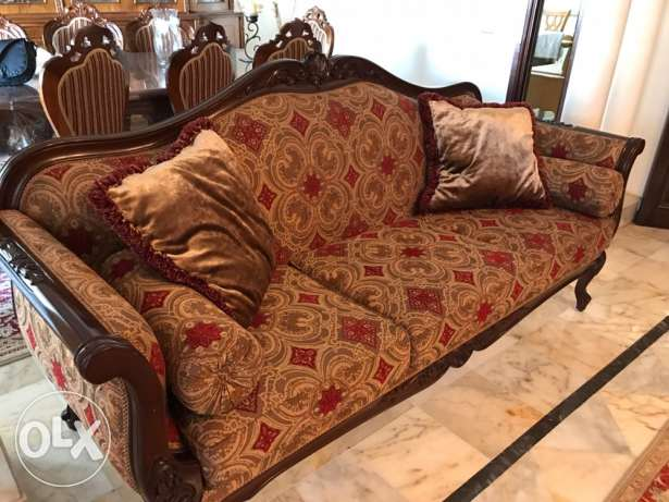 classical couch
