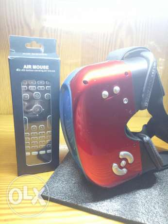Vr with air mouse no meed phone all in one