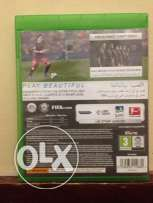 FIFA 16 on xbox one