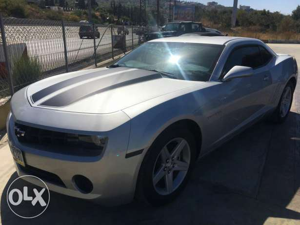 2013 Camaro LT, steptronic, low mileage, 26,000miles, Clean Carfax كسروان -  2