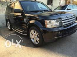 range rover sport very clean black on black