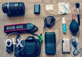 Used canon 60d for sale