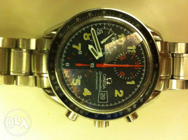 original Omega Speedmaster 1owner year 1998