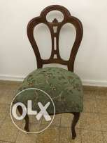 Old chair x2 - Good Condition
