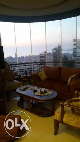 Decorated Duplex for sale in Zouk Mikael كسروان -  8