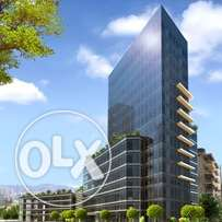 Office for rent at Cristal Plaza- DEMCO- Antelias