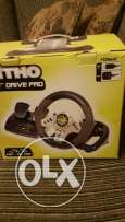 Wheel for pc - ps3 - ps2 Nitho drive pro