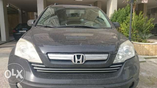 Honda CRV 2007 EXL 4WD Black Full