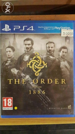 Used ps4 game