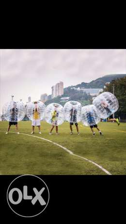 Bubble Soccer Suits