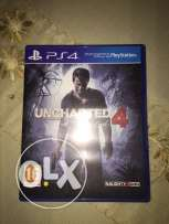 uncharted 4 for trade ps4
