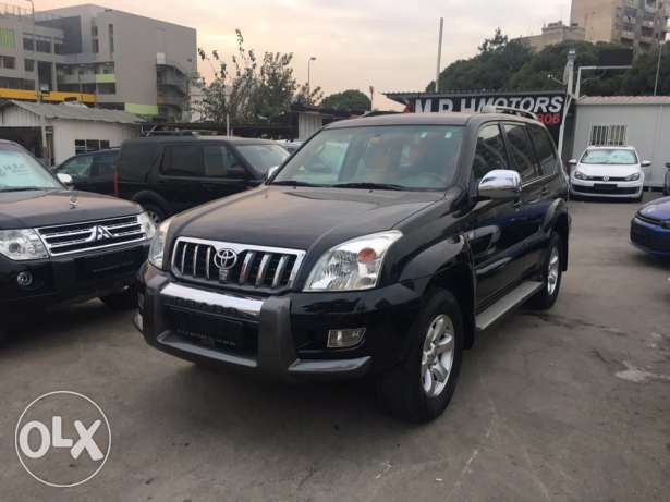 Toyota Prado VX 2009 Blacl Fully Loaded in Excellent Condition!