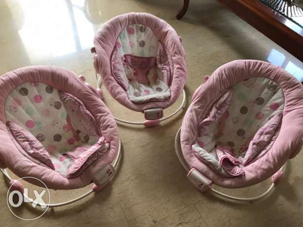 for sale relax for babies ( 3 pieces available)