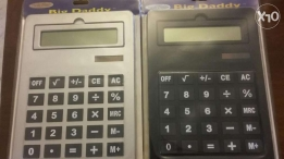 big calculator new(21×29)