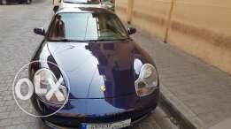 Porsche 911 Carrera 2, model 996. Year 2001