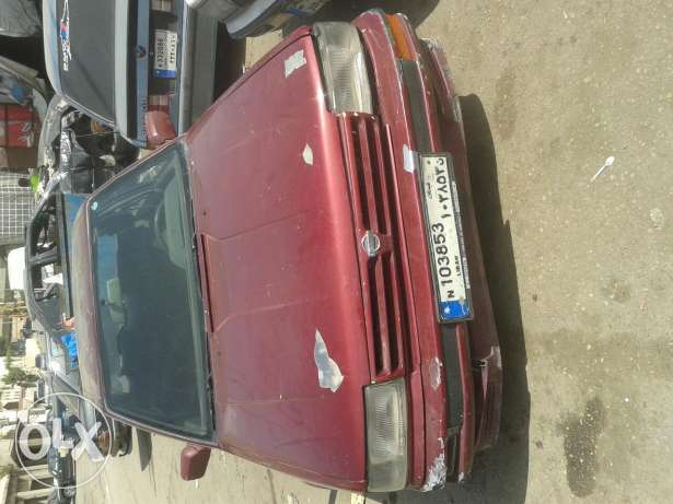 Nissan bluebird for sale