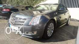 2011 Cadillac CTS Grey Color