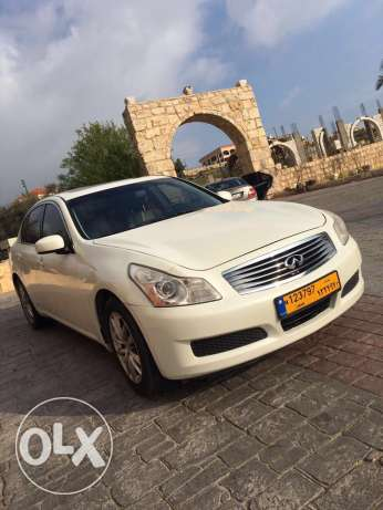 infity g35 2008 for sale or trade