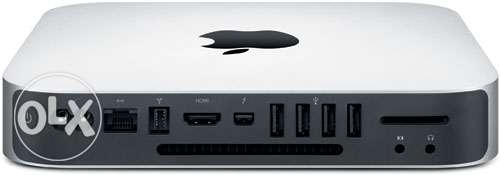 Mac Mini 2.5GHz dual-core Intel Core i5 (Turbo Boost up to 3.1GHz) المرفأ -  1