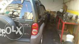 JEEP LIBERTY sport 2002 ma3 fat7a very great condition super clean