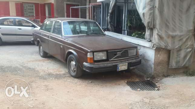 For sale: volvo 244