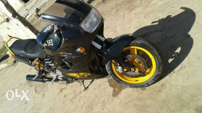 Motorcycle For sale or bazire