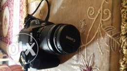 Canon1200d used one month only still new from dubai